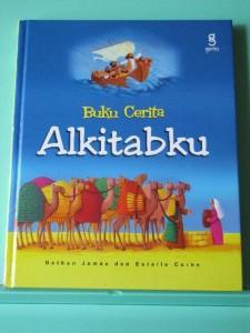 Buku Cerita Alkitabku